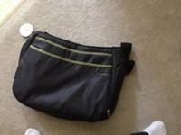 Brand New Diaper Bag w/ changing pad. Never used, still