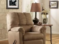 BRAND NEW RECLINER FOR ONLY $208 AVAILABLE IN MANY
