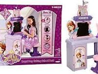 Brand New in Box! Disney Sofia Talking Desk Call or