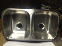 18 Gauge Heavy Duty Double Bowl Undermount Stainless