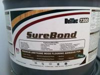 DriTac 7300 SureBond Wood Flooring Adhesive 4 Gallon 2