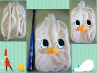 Really cute and big Duck backpack $ 30 New I bought it
