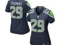 brand new size large Earl Thomas womens jersey with