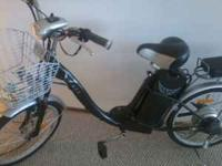 brand new blue eagle 150 watt electric bike,,only
