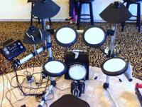Description Brand New Electronic drum SetPrice: $599.00