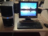 I'm selling a basically brand new eMachines desktop