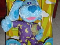Have a brand new Fisher-Price Singing Bedtime Blue