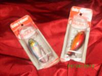 Mann's Baby 1-Minus fishing lures!!!! Still in original