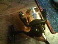i have two fishing reels that is nothing wrong with