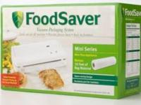 Brand New in Box Food Saver Mini 220 Series  Home