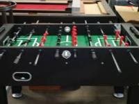 looking a cost-effective foosball table for the little