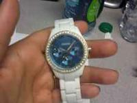 Mint condition watch, very nice. if interested