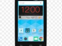 Brand new ZTE Android cell phone with unlimited talk