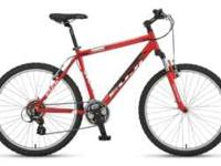 "Fuji Nevada 4.0 Mountain Bike 17"" [standard] - Features"