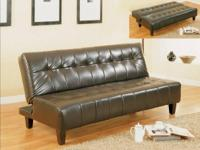 Our brand brand-new futon sofa bed is on sale for only
