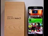 Brand New Galaxy Note 3, brand new in the Box.
