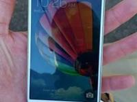 have a Samsung galaxy s4 white 16 gb like brand-new for