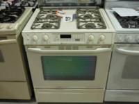 I have a brand new Maytag Gas Convection Oven / Stove I