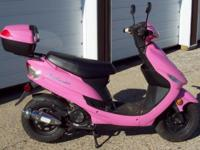 THESE ARE BRAND NEW 150CC GAS SCOOTERS. THEY ARE FULLY