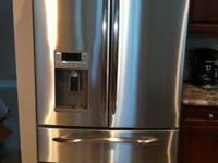 Gorgeous BRAND NEW GE Profile series stainless steel