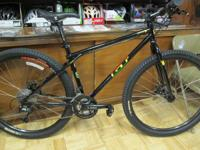 All new 2010 Version Year GT Bicycles Peace 29er Multi