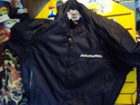 brand new harley riding jacket got in trade was never