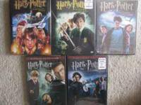 For Sale: Harry Potter Collection - Years 1-5: 1)