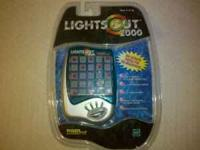 *Brand New* Hasbro Lights Out 2000. This would make a