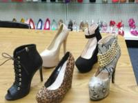 Brand New Heels and Wedges Great prices on a pair of