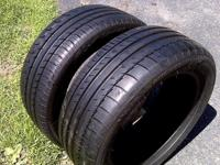 Max Performance Michelin Pilot Sport PS2, two (2),