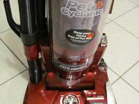 Brand New Hoover Pet Cyclonic Upright Bagless Vacuum,