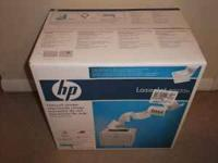 BRAND NEW IN THE BOX! HP LaserJet P2035n Black/White