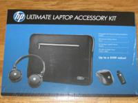 Brand name New HP Ultimate Laptop Accessory Kit   Brand