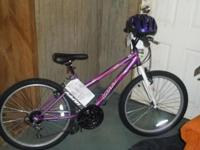 Brand New 15 Speed Huffy Granite Mountain Bike Comes
