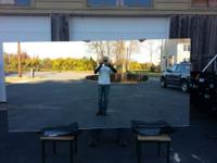 15 8x4 mirrors $140 dropped off or 240 each installed