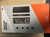 This is brand new iBattz invictus armor case for iphone