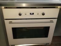 "30"" white Ikea Nutid wall oven. Never been installed,"