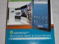 "BRAND NEW IN BOX Pandigital 9"" Android Multi-media"