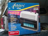 ASHLEY HEATER BY MR. HEATER (LP PROPANE GAS) BRAND NEW