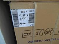 I   HAVE  BRAND NEW   IN BOX  SEAL BOX  GE  WASHER