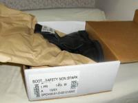 Brand name brand-new, in box with tags connected. These