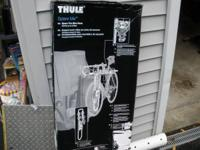 "Brand new in un-opened box. I have a Thule ""Spare Me"""