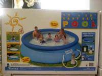 Brand New, never opened - Intex Easy Set Pool - 12' x