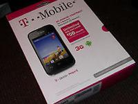 UNIQUE SET !!! New In The Box 3G T-Mobile Prism II for