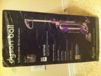 BRAND NEW! BRAND NEW! STILL IN THE BOX!! Dyson Ball DC
