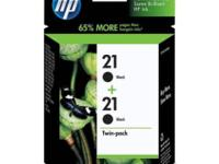 Brand new, in the box HP-21 Genuine OEM Black Ink