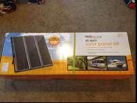I am selling this brand brand-new Solar Panel kit, we