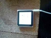 Hi there iam selling a new iPod nano 8Gigs this is a
