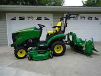 I am Selling this unit b/c it is way more tractor than