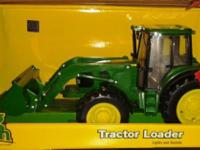 New John Deere Tractor Loader $25 cash money or credit